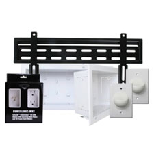 Strong™ Razor Fixed Zero Clearance Mount Kit - 22-42' Displays