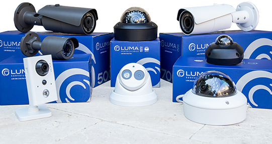 SnapAV - Luma Surveillance - Category