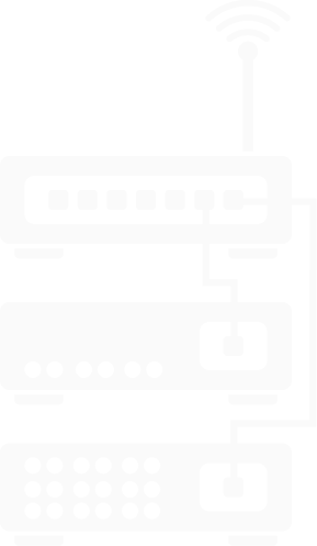 Wired diagram icon for Autonomic eAudioCast