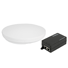Araknis Networks 810-Series Indoor Wireless Access Point with Gigabit PoE+ Injector Kit
