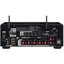 Pioneer® Elite AV Receiver | 7.2 Channel x 170W