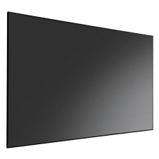 Dragonfly Thinline™ Fixed Ultra Black ALR Projection Screen - 100'