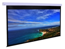 Dragonfly™ Motorized 16:9 High Contrast Projection Screen - 100' Screen Size