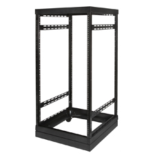 Strong® Custom Series Floor Standing Rack - 20' Depth | 21U
