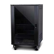 Strong™ FS Series Rack System with DC Fans - 24' Depth | 15U