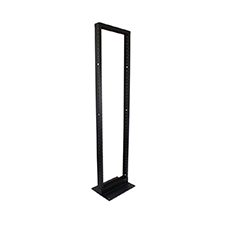 Strong™ 2-Post Relay Rack - 3' Depth | 45U