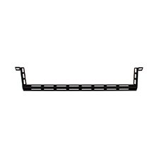 Strong™ Rack Horizontal Lacing L Bar with 4' Offset - Pack of 5