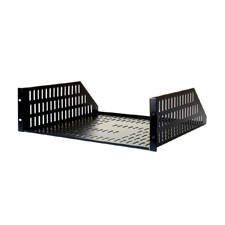Strong™ Fixed Rack Shelf - Standard Depth | 3U