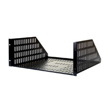 Strong™ Fixed Rack Shelf - Standard Depth | 4U