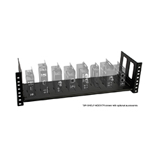 Strong™ Extender and Accessory Rack Shelf - 3U