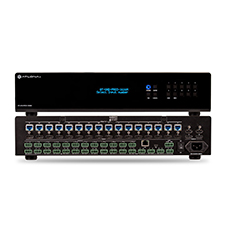 Atlona® 4K Ultra HD HDMI to HDBaseT Matrix Switcher with PoE | 16x16