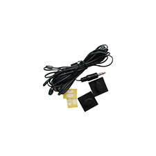 Episode® Electronics IR Flasher with LED Feedback - Dual Emitters