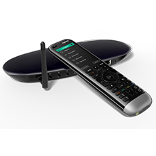 Logitech™ Harmony Pro 2400 Advanced Remote, Hub and App