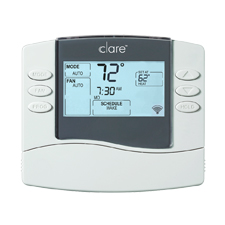 Clare Controls Wi-Fi Thermostat