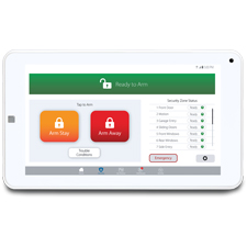 Clare 7' Security Touchpanel