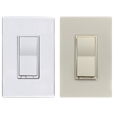 ClareVue In-Wall Accessory Switch-Dimmer