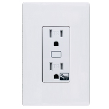 ClareVue In-Wall Receptacle