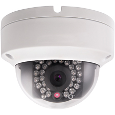 ClareVision Plus 2MP Mini-Dome Camera