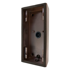 DoorBird™ D2101V Flush-Mounting Housing (Backbox), Salt Water Resistant | Bronze
