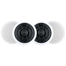 Episode® 300 Series In-Ceiling Speakers with 6-1/2' Woofers (Pair)