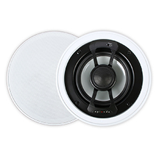 Episode® 500 Series Thin Bezel In-Ceiling Speakers with 6-1/2' Woofers (Pair)