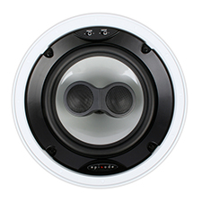 Episode® 500 Series Dual Voice Coil Thin Bezel In-Ceiling Speaker with 8' Woofers (Each)