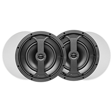 Episode® 350 Series All Weather In-Ceiling Speakers (Pair) - 6' Woofer