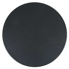 Episode® Signature Round Replacement Grille (Each) - 4' | Black
