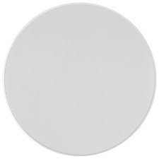 Episode® Signature Round Replacement Grille (Each) - 4' | White