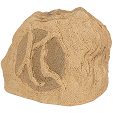 Episode Rock Series Single Voice Coil Speaker with 6' Woofer (Each) - Sandstone