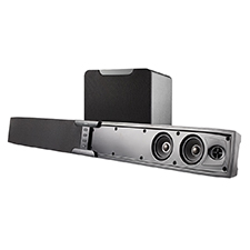 Episode® 2.1 Active Soundbar System with 8' Wireless Subwoofer (Each)