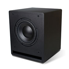 Episode® Element Series 8' Ported Subwoofer with 260W Amplifier