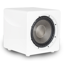 Episode® Evolution Series 10' Sealed Subwoofer - Gloss White