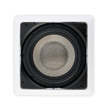 Episode® Passive In-Wall Subwoofer with Single 8' Woofer