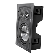 Episode® Signature 1500 Series In-Wall Dual Voice Coil Speaker (Each) - 6'