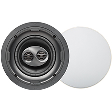 Episode® Signature 1300 Series All Weather In-Ceiling Dual Voice Coil Speaker (Each) - 6'