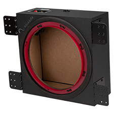 Episode® Signature Preconstruction In-Wall / Ceiling Subwoofer Enclosure - Single 8'