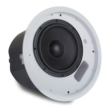 Episode® 650 Series In-Ceiling 70-Volt Subwoofer with Tile Bridge & 8' Woofer