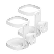 Sonos Wall Mounts for One, One SL, and Play:1 (Pair) | White