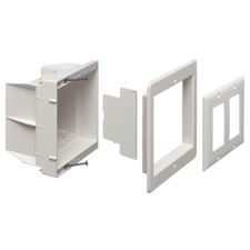 Arlington™ Double Gang Recessed Electrical Box