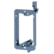 Arlington™ Single Gang Low-Voltage Mounting Bracket for Retrofit (Box of 10)