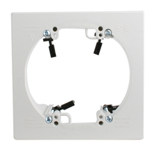 Arlington™ Double Gang Fast Install Low-Voltage Mounting Bracket for Retrofit - Box of 10