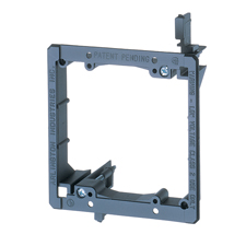 Arlington™ Double Gang Low-Voltage Mounting Bracket for Retrofit (Box of 5)