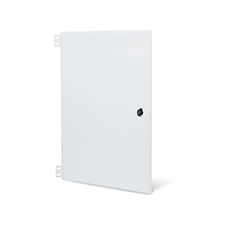 Wirepath™ Enclosure Hinged Metal Door - 20''