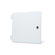 Wirepath™ Enclosure Hinged Metal Door - 14''