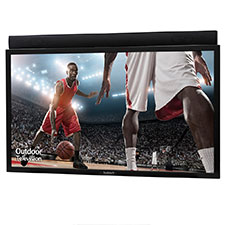 SunBriteTV® Pro Series Direct Sun Outdoor TV - 49' (Black)
