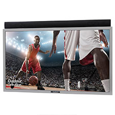 SunBriteTV® Pro Series Direct Sun Outdoor TV - 49' (Silver)