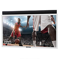 SunBriteTV® Pro Series Direct Sun Outdoor TV - 49' (White)