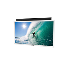 SunBriteTV® Pro Series Direct Sun Outdoor TV - 55' (White)