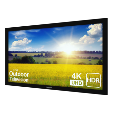 SunBrite™ Pro 2 Series Full Sun 4K UHD 1000 NIT Outdoor TV - 49' | Black